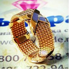 Кольцо Tiffany из розового золота