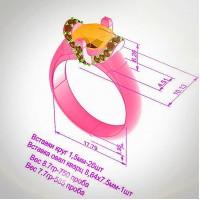 3D Модели Помолвочных колец