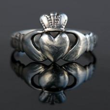 "Кольцо ""Кладда"" из серебра"
