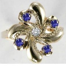 Помолвочное кольцо..